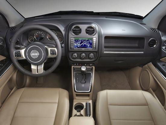 גיפ Jeep Compass / צלם: יחצ